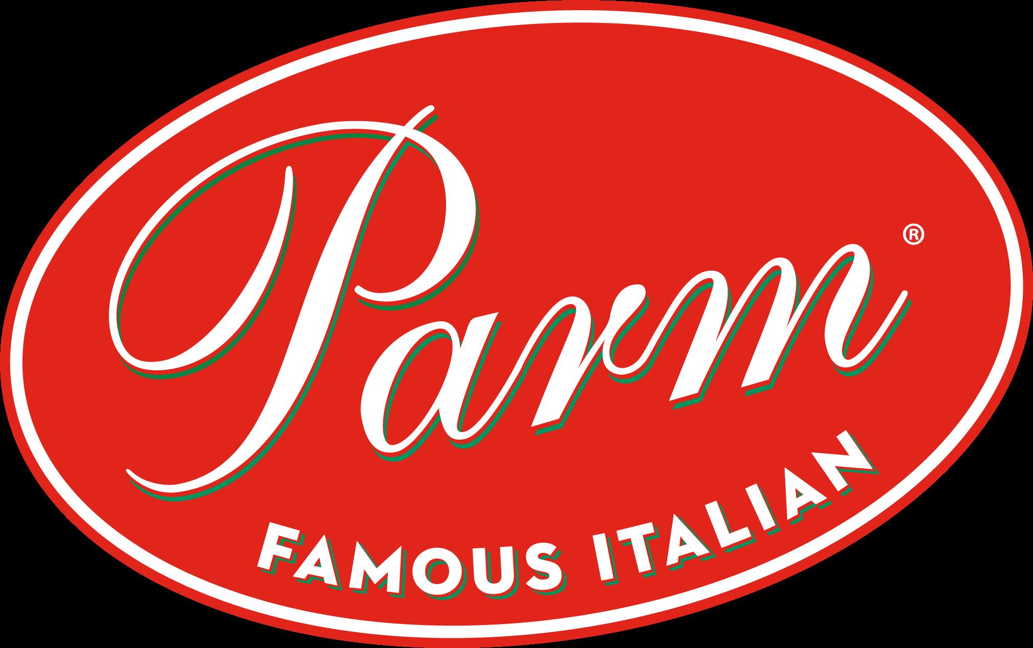 Parm - Famous Italian Logo